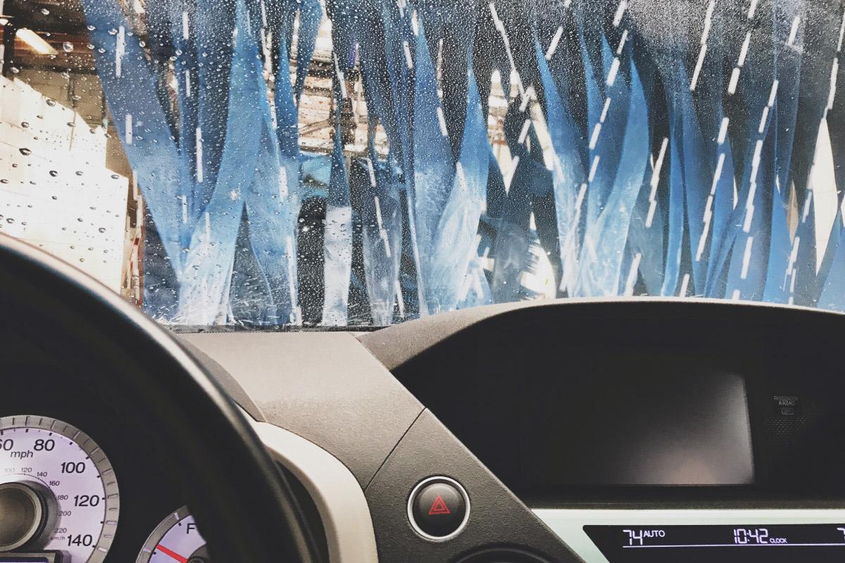 pranje auta